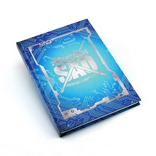Sword Art Online anime hard cover notebook(102page...