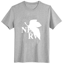 EVA cotton gray t-shirt