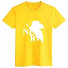 EVA cotton yellow  t-shirt