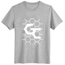 Guilty Crown cotton gray t-shirt