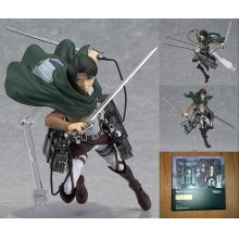 Attack on Titan anime figure Figma 213
