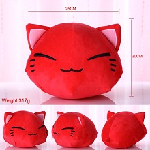 10inches the cute cat plush doll