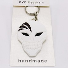 Bleach PVC two-sided key chain