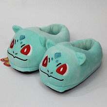 Pokemon plush shoes slippers a pair(small)