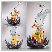One Punch Man figure