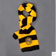 Harry Potter Hufflepuff cosplay scarf