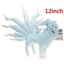 12inches Pokemon Ninetales plush doll