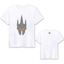 Overwatch Reinhardt Wilhelm cotton t-shirt