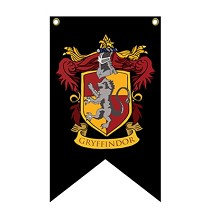 Harry Potter Gryffindor cos flag