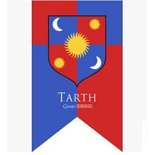 Game of Thrones TARTH cos flag