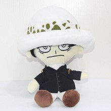 13inches One Piece Law plush doll