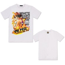 One Piece ACE cotton t-shirt