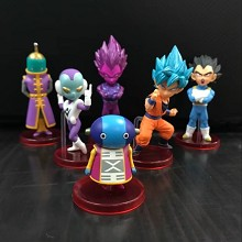 Dragon Ball figures set(6pcs a set)