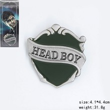 Harry Potter head boy pin