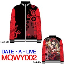 Date A Live coat sweater hoodie cloth