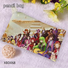 Code Geass pen bag pencil bag