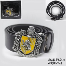Harry Potter Hufflepuff belt