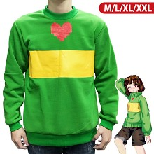 Undertale Chara thick hoodie
