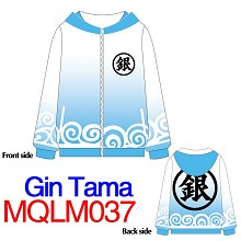 Gintama hoodie cloth dress