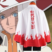Naruto cosplay cloth cloak mantle