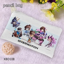 Overwatch pen bag pencil bag