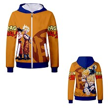 Dragon Ball hoodie cloth dress