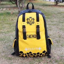 One Piece law anime bag/backpack
