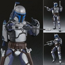 SHF Star Wars Jango Fett figure