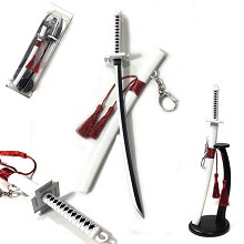 22CM Bleach knife key chain