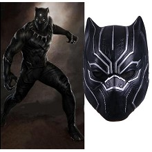 Black Panther cosplay mask