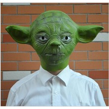 Star wars Master Yoda cosplay mask