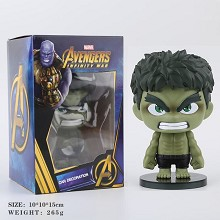 4.5inches Avengers: Infinity War Hulk figure