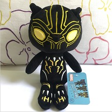 8inches Avengers Black Panther plush doll