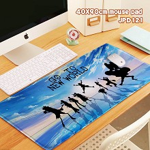 One Piece big mouse pad