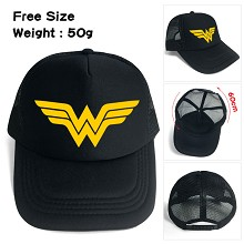 Wonder Woman cap sun hat