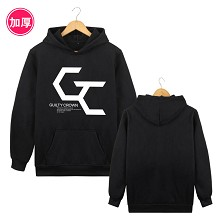 Guilty Crown thick hoodie