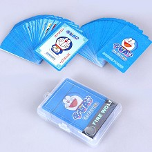 Doraemon anime pokers playing cards