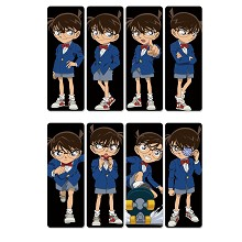 Detective conan anime pvc bookmarks set(5set)