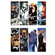 Bleach anime pvc bookmarks set(5set)