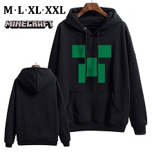 Minecraft thick cotton hoodie cloth costume