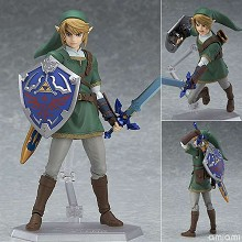Figma 319 The Legend of Zelda link figure
