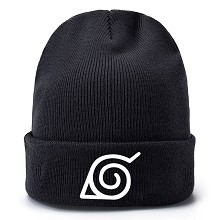 Naruto anime kniting hat