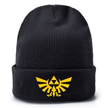 The Legend of Zelda kniting hat