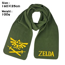 The Legend of Zelda scarf