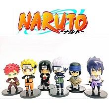 Naruto figures set(6pcs a set)