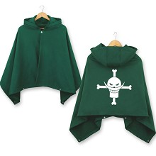 One Piece Edward Newgate anime dress smock cloak manteau mantle