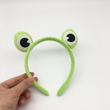 Kermit anime plush earring