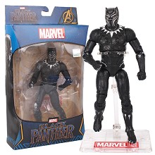 7inches The Avengers Civil War Black Panther figur...