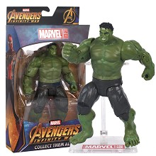 7inches The Avengers Hulk figure