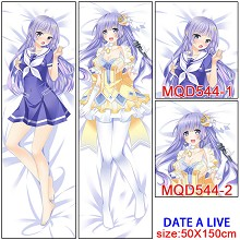 Date A Live Diva anime two-sided long pillow